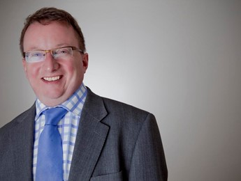 Stewart Rennie, President, Dunbartonshire Chamber of Commerce