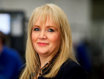 Sharon Colvan, Director, Dunbartonshire Chamber of Commerce
